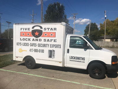 Five Star Lock & Safe about us